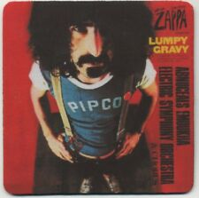 Frank Zappa - Album Beverage Coaster  -  Lumpy Gravy