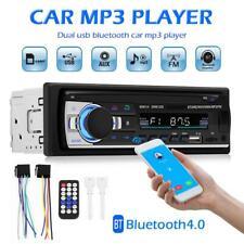 SWM 530 LCD Car MP3 Music Player FM Radio Bluetooth 4.0 Dual USB AUX Head Unit