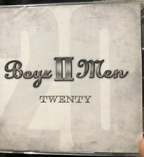 BOYZ II MEN - TWENTY NEW 2CD New Sealed Free Post U.K.