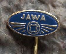 Antique Classic Jawa Motorcycles Motorbikes Manet Scooter Advertsing Pin Badge