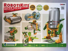 Robotikits Super Solar Recycler Green Toy Kit by Owikits NEW