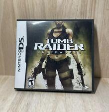 Tomb Raider: Underworld (Nintendo Ds, 2008)