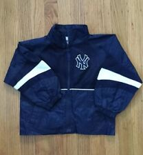 Toddler Vintage Mighty Mac Jacket MLB New York NY Yankees Size 2T