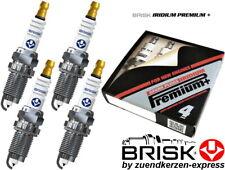 BRISK Iridium Premium+ Plus P7 DR17YIR-1 1625 Zündkerzen, 4 Stück by Z-E