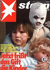 Magazin STERN  Nr 52 v 1976, Seveso-Opfer; Marcello Mastroianni; Wallraff uvm.
