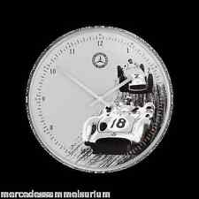 Mercedes Benz Genuine Wall Clock Classic Heritage Quartz