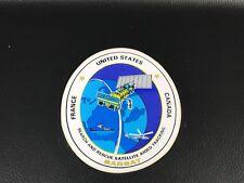 Autocollant sticker ESPACE SPACE SATELLITE SARSAT