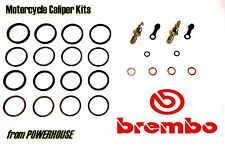 Brembo P4 34mm Radial front brake caliper seal kit