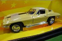 CHEVROLET CORVETTE STING RAY 427 1/18 AMERICAN MUSCLE ERTL 32273 voiture miniatu