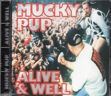 Mucky Pup - Alive & Well (1994 CD) New & Sealed