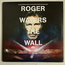 Roger Waters The Wall 3-LP Europe 2015 Double drop-down trifold