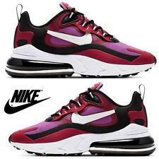 Nike Air Max 270 React 2 Lace Up Sneakers Women's Casual Shoes Sport Training