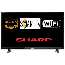 "Sharp LC-40FG5151K 40"" Smart LED TV WiFi Full HD 1080p Freeview USB Media Player"