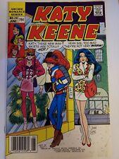 KATY KEENE  #26 1988, WINDOW SHOPPING COVER