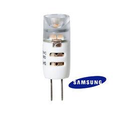 SAMSUNG 12V 1,5 W G4 Lampadina LED Retrofit 10W G4 Alogena Capsula BIANCO CALDO
