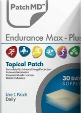 PatchMD Endurance Max Topical Vitamin Patch 30 Day Supply Patch