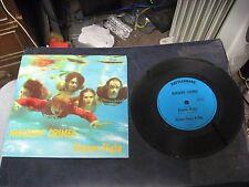 "Nursery Crimes Eleanor Rigby b/w Eleven Hours Black Vinyl 7"" Rattlesnake Rat705"