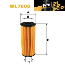 1x Wix Oil Filter WL7008 - Eqv to Fram CH8530