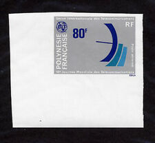 French Polynesia Stamps # C160 XF OG NH Imperf