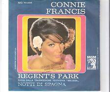 CONNIE FRANCIS - Regent´s park        ***Ita - Press***