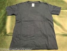 Size 7-8 Years NAVY BLUE Childrens Gildan 100% Cotton Short Sleeve T Shirt Top