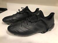 Adidas Blackout Sample Soccer Cleats Ace 17.1 Leather FG/AG