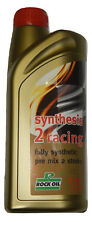 ROCK OIL SYNTHESIS 2 RACING FULLY SYNTHETIC PRE MIX 2 STROKE OIL 1 LITRE