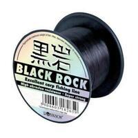 600m Robinson Black Rock monofile Angelschnur Karpfen Schnur Sehne Hecht Forelle