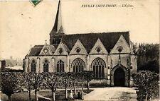 CPA   Neuilly-Saint-Front - L'Église  (202567)