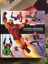 Marvel Super Heroes Storybook Collection - 1st Edition Hc 2013 - Super Nice!