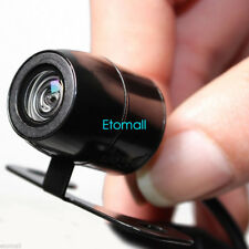 Waterproof 170 Mini CCD Reverse Backup Car Front Rear View Camera Night Vision