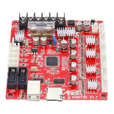 Anet Control Board V1.7 3D Printer Mainboard Motherboard w/ USB Connector Board