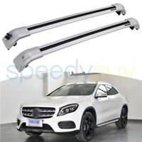 US Stock For Mercedes Benz GLA 2014-2019 Anti-Theft Cross Bar Roof Rack Rail