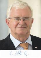 Rudolf SEITERS - Deutschland, Politik, Ex-Bundesinnenminister, Original!