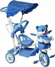 502 LOVE BABY TRICYCLE WITH HOOD