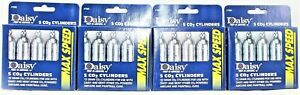Daisy Max Speed CO2 Cartridges 5 Per Pack 4 Packs 20 Total Cartridges