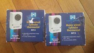 HORSTMANN Mains Wired Cylinder Thermostat HCT-2