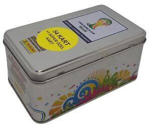 World Cup Brasil 2014 Adrenalyn Tin Box 54 Cards + 1 Limited Panini