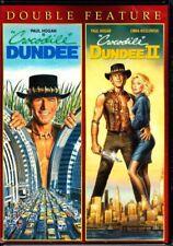 Crocodile Dundee and Crocodile Dundee II, Double Feature (DVD, 2 Discs, 2015)