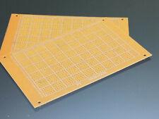 2x PCB DIY Prototype Universal Board  9x15cm 9CM*15CM Brown