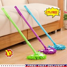 180 Degree Rotatable Adjustable Triangle Cleaning Mop Fast Shipping