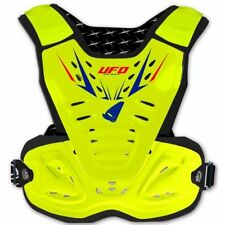 Pettorina Ufo Moto Reactor 2 Evolution Giallo Fluorescente