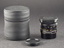 Leica M 50mm 2.8 Elmar schwarz FOTO-GÖRLITZ Ankauf+Verkauf