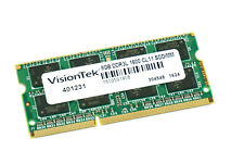 1609591408 GENUINE VISIONTEK LAPTOP MEMORY 8GB DDR3 1600 CL11 SODIMM (CA611)