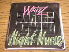 "WRITZ - NIGHT NURSE     7"" VINYL PS"