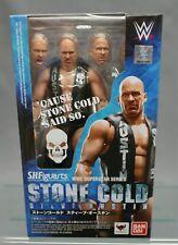 SH S.H. Figuarts Stone Cold Steve Austin Bandai Japan NEW***