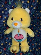 "Care Bears 8"" Birthday Bear Plush Stuffed Animal Toy"