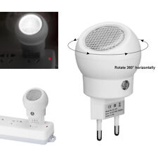 LED Night Light Rotatable With Light Sense &Automatic Switch for Baby Bedroom