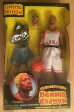 Dennis Rodman Bad as I Wanna Be Doll Action Figure NBA Vintage 90s Toy