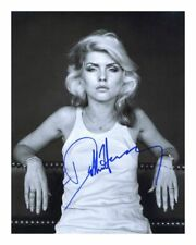 DEBBIE HARRY SIGNED AUTOGRAPHED A4 PP PHOTO POSTER 1